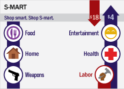 S-Mart, an old favorite I hope will make a triumphant return in Military Industrial Complex.