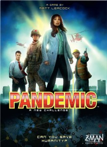Pandemic has proven to be so popular, it gets a spiffy new cover a mere 5 years after its first release!