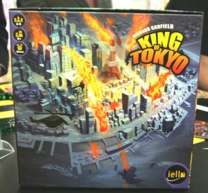 The back of the box for King of Tokyo: the game that needs no description. Image from Board Game Geek.