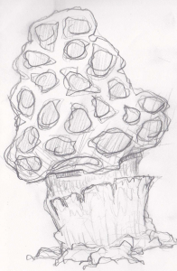 More Fungus concept art!
