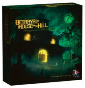 Don't let the name fool you. The betrayal in Betrayal at House on the Hill isn't really a betrayal.
