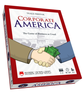 Corporate America costs $40. What could be simpler?