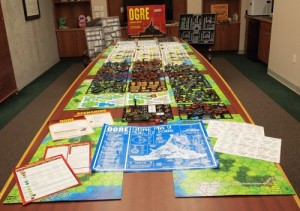 Big games, like this monstrosity from Kickstarter, are exciting. Image from the Board Game Geek.