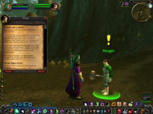 Many quests in games like World of Warcraft boil down to collecting. Image from the Sandbox MMO Observer.
