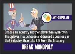 Break Monopoly: the game's biggest buzz-kill.