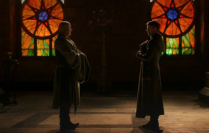 Varys and Littlefinger, just like you in Shadow Throne, have no allegiances.