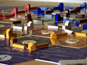 Settlers of Catan helped show us what games can be, not what they have been. Image from Board Game Geek.