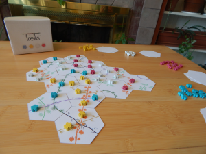 I've enjoyed making the Trellis prototype communicate my vision for the game.