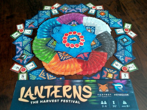 This beautiful shot of Lanterns, arranged by Andrew Brooks, shows how important components are to many gamers.
